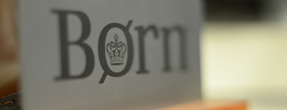 Slide – Born